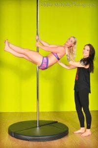 Devon Pole Dance Issy Max Group Classes Acorn Centre Torquay